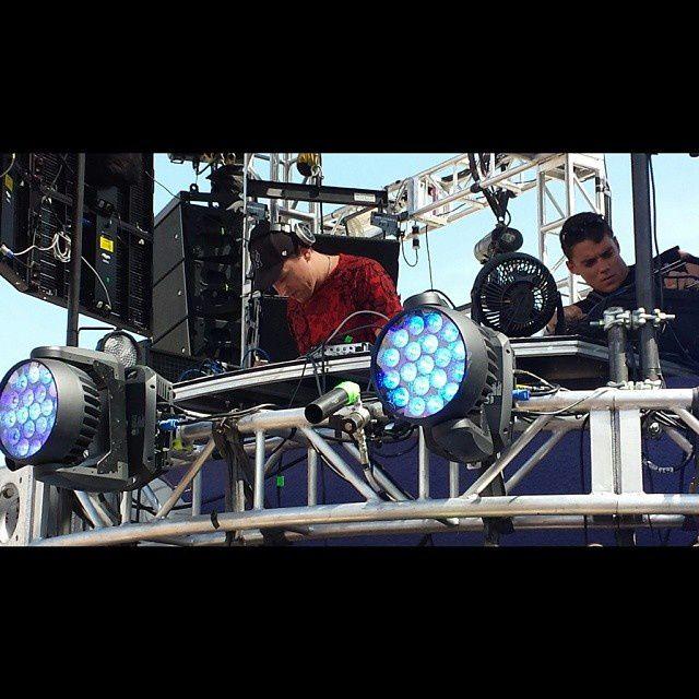 Tiësto photos: LED Day Club - Palm Springs CA 19 april 2014