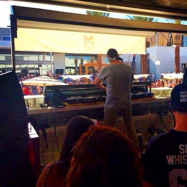 Tiësto photos: Maya Day & Nightclub - Scottsdale, AZ 03 may 2014