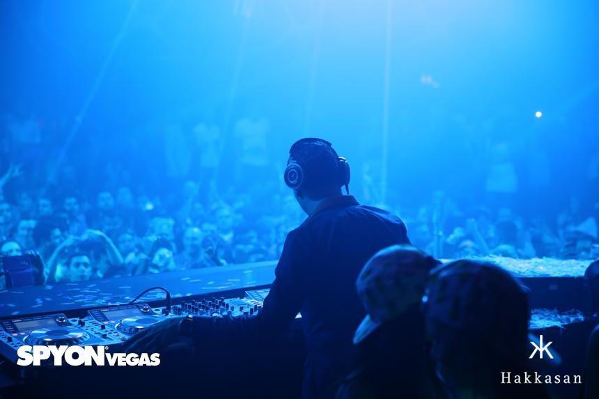 Tiësto photos: Hakkasan, Las Vegas NV 04 may 2014