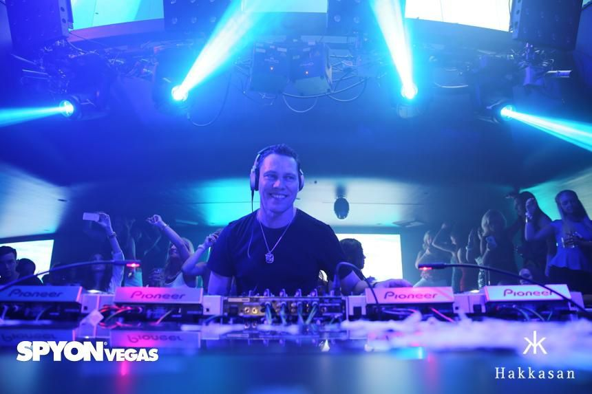 Tiësto photos: Hakkasan, Las Vegas NV 08 may 2014