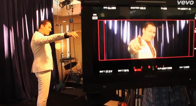 Tiësto ft. Matthew Koma - Wasted (Behind The Scenes)
