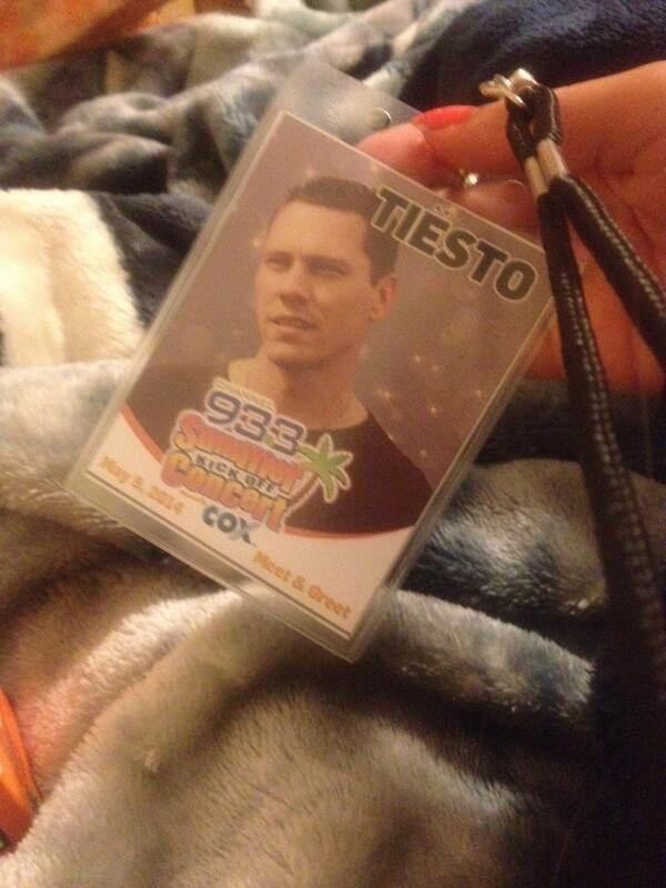 Tiësto photos: Summer Kick Off Concert - Chula Vista, CA 09 may 2014