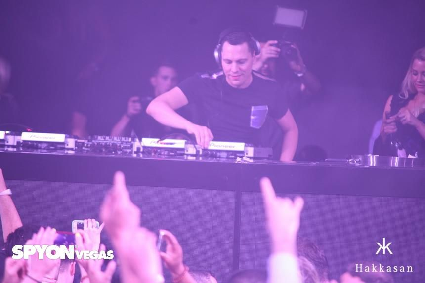Tiësto photos: Hakkasan, Las Vegas NV 18 may 2014