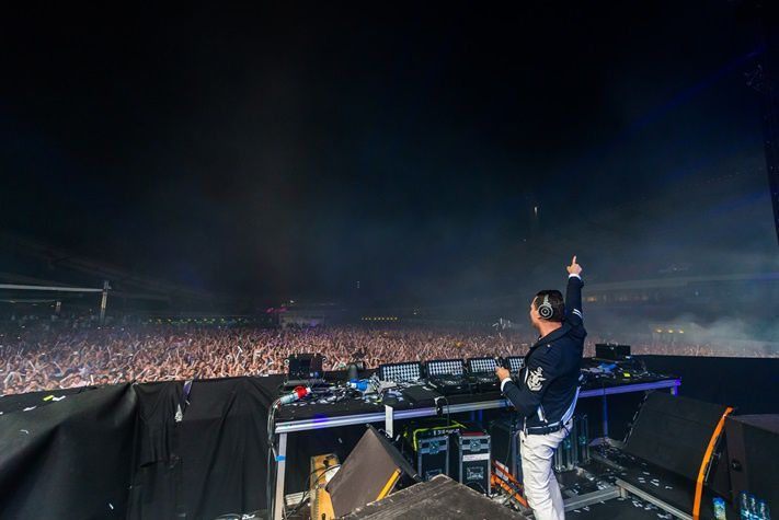 Tiësto photos: Summerburst - Göteborg, Sweden 30 may 2014