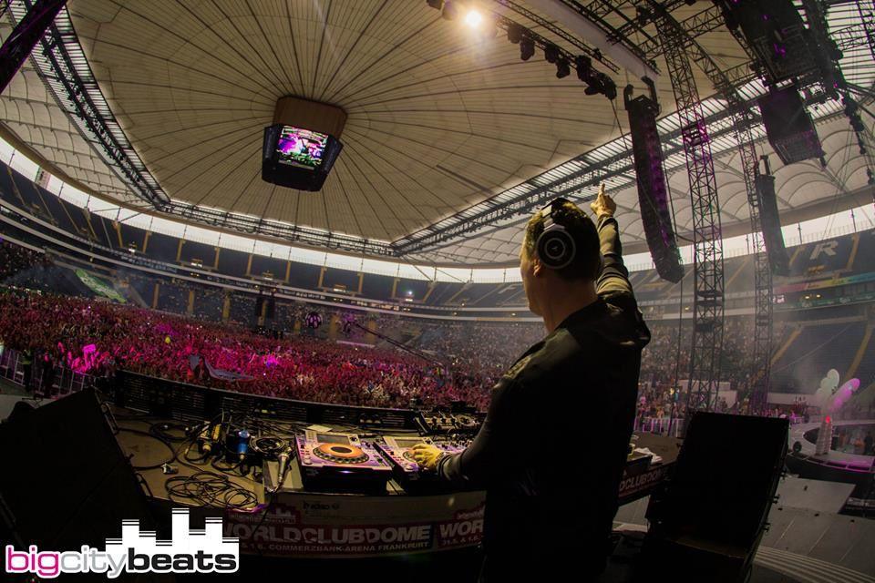 Tiësto photos: Big City Beats - Frankfurt am Main, Germany 01 june 2014