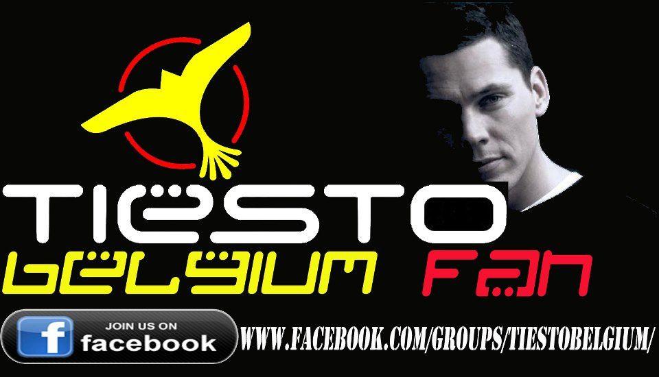 Tiësto & Fans #1: Steve Pika (Tiësto Belgium Fans)