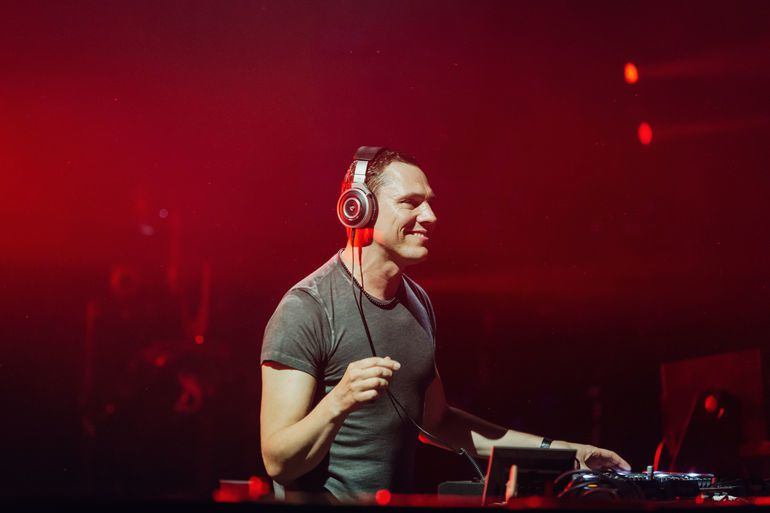 Tiësto tracklist and mp3: Global Citizen's Thank You Festival - Columbia, MD 26 june 2014