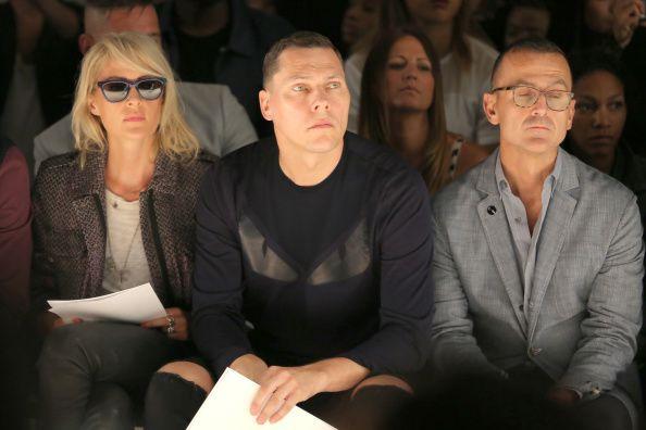 Tiësto photos at Mercedes-Benz Fashion Week Spring 2015 - New York 04 september 2014