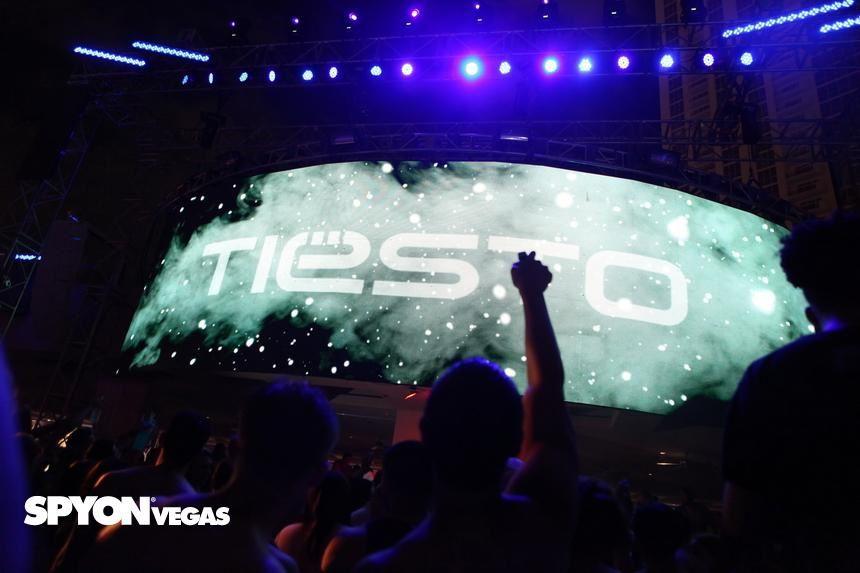 Tiësto photos: Wet at Night at Wet Republic - Las Vegas, NV 16 september 2014