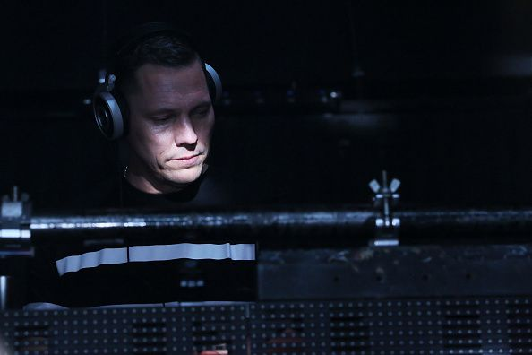Tiësto photos After Party Global Citizen Festival At Space Ibiza New York, NY - september 27, 2014
