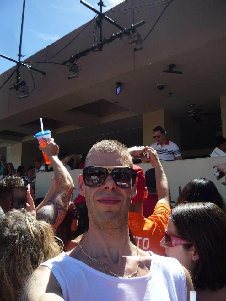 Tiësto & Fans #3: Cédric Carlier