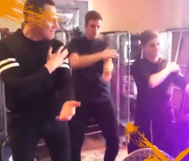 """Watch Tiesto & Martin Garrix """"Shake It"""""""