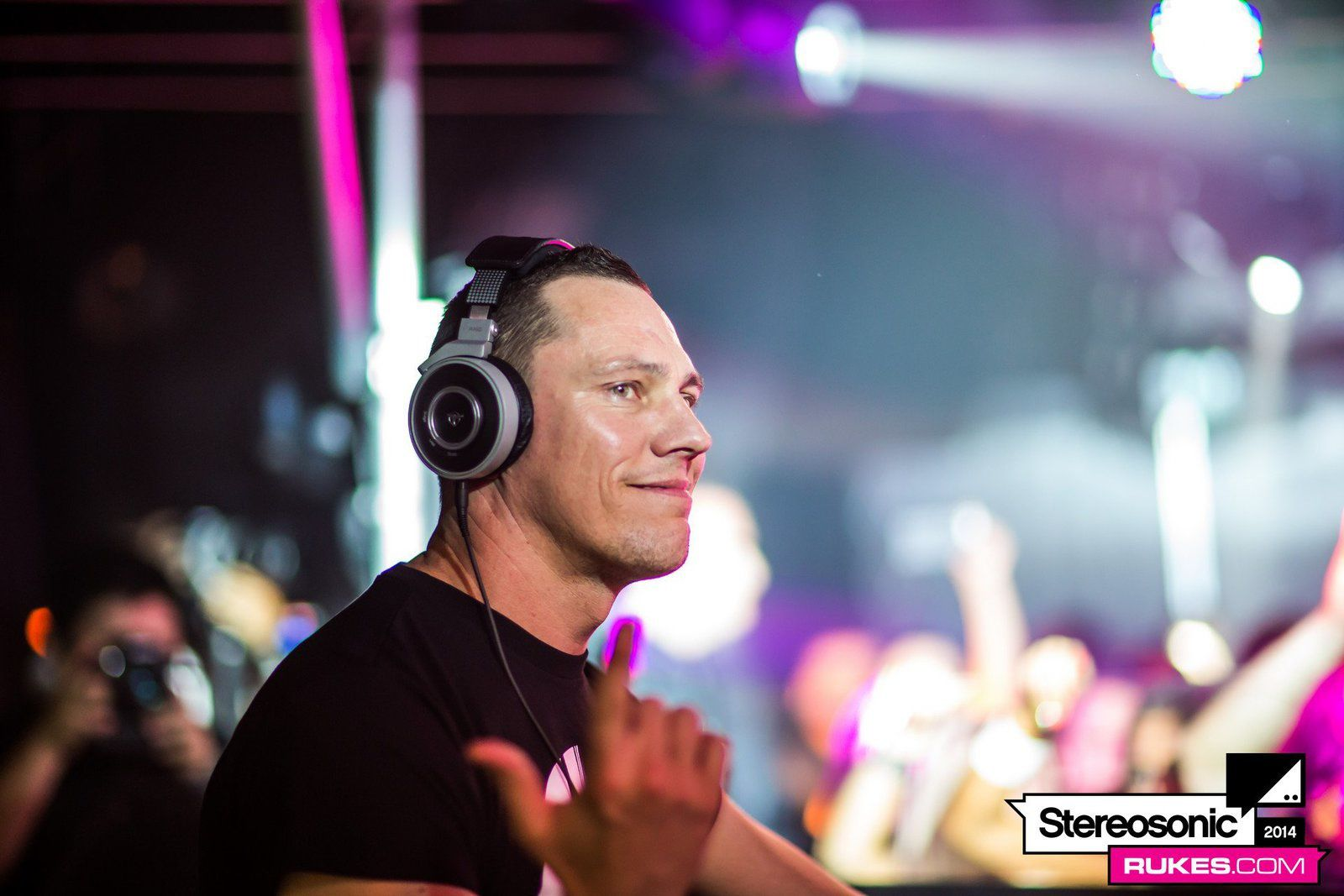 Tiësto - Nova's Red Room Stereosonic Sydney 2014