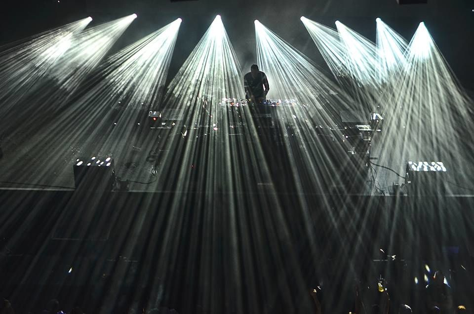 Tiësto photos: Event Center Borgata - Atlantic City, NJ - December 28, 2014