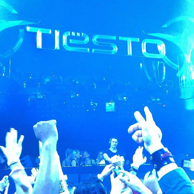 Tiësto photos: Hakkasan - Las Vegas, NV - january 01, 2015