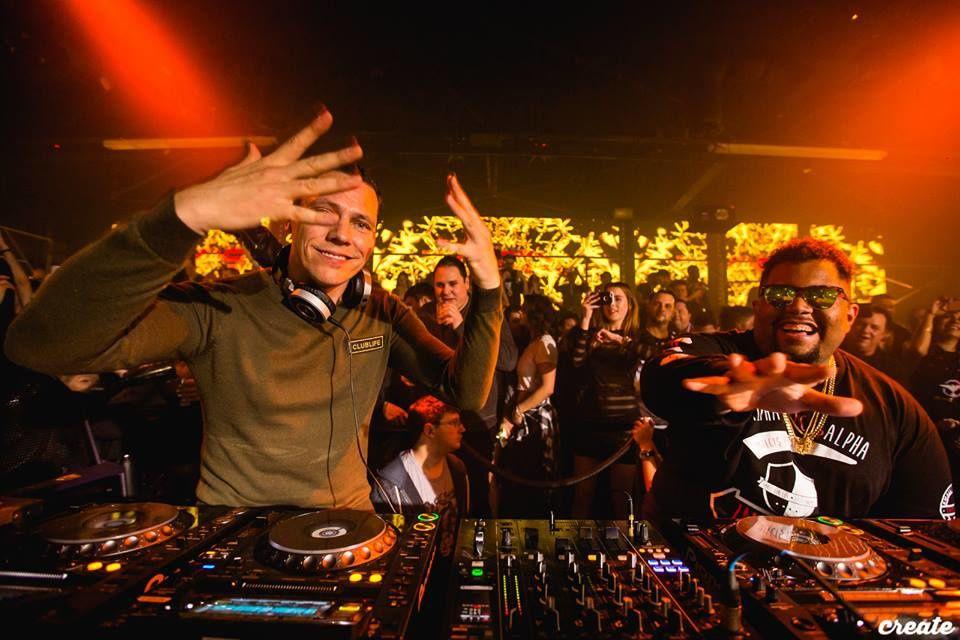 Tiësto photos   Create Nightclub   Los Angeles, CA - January 10, 2015