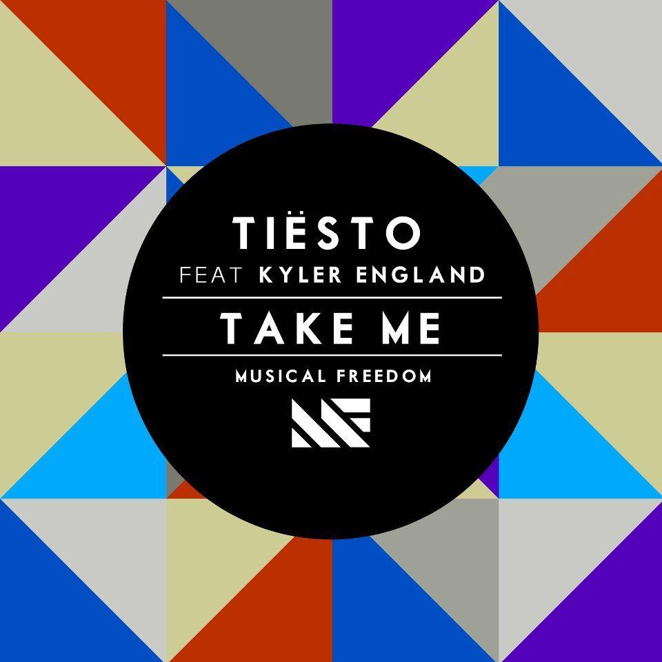Tiësto ft. Kyler England - Take Me (Dire Remix)