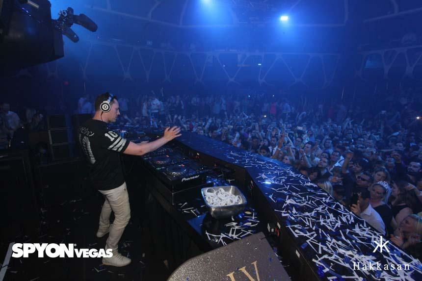 Tiësto photos | Hakkasan | Las Vegas, NV - march 28, 2015