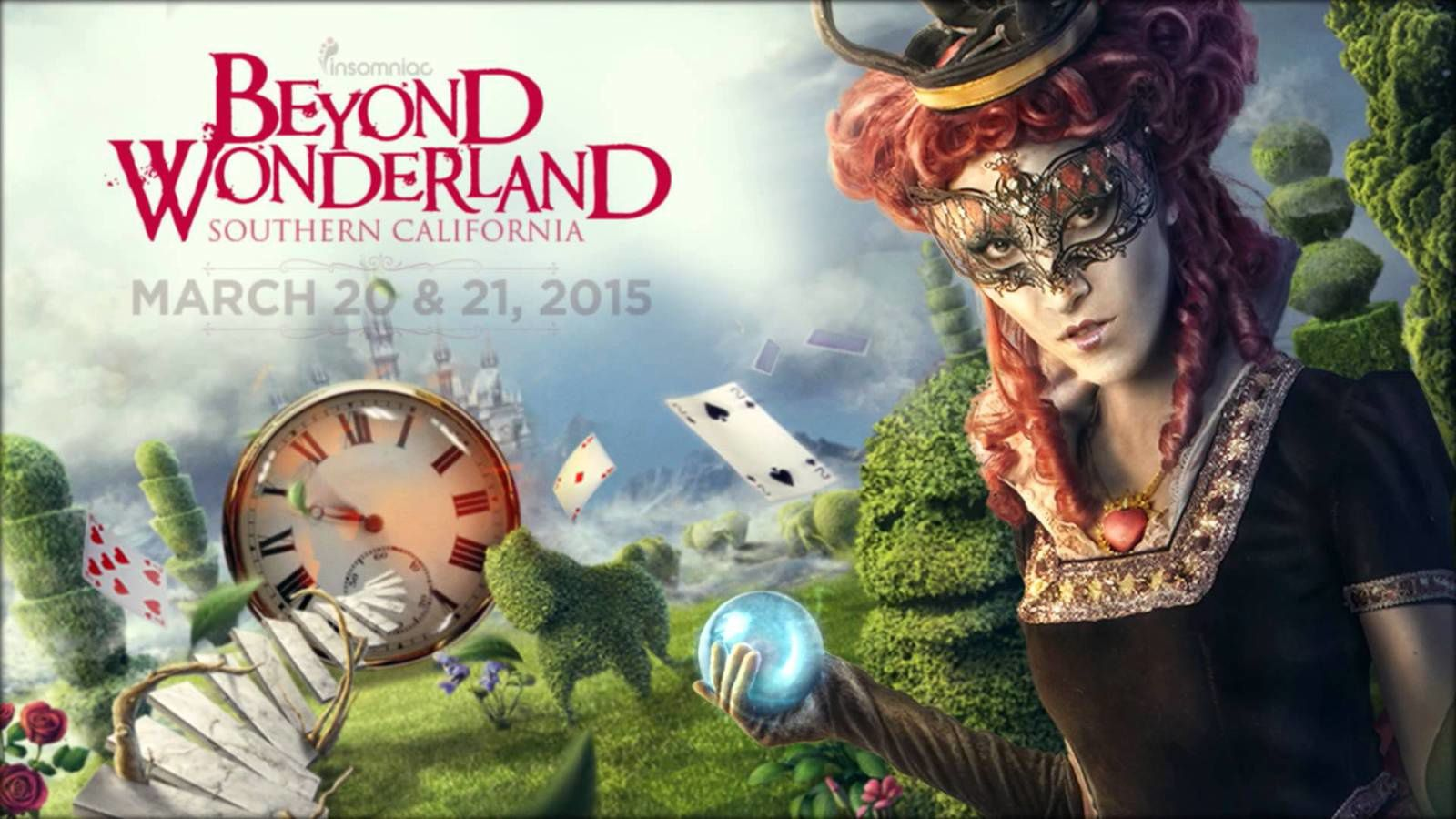Tiësto tracklist and mp3 | Beyond Wonderland | San Bernardino, CA - march 20, 2015