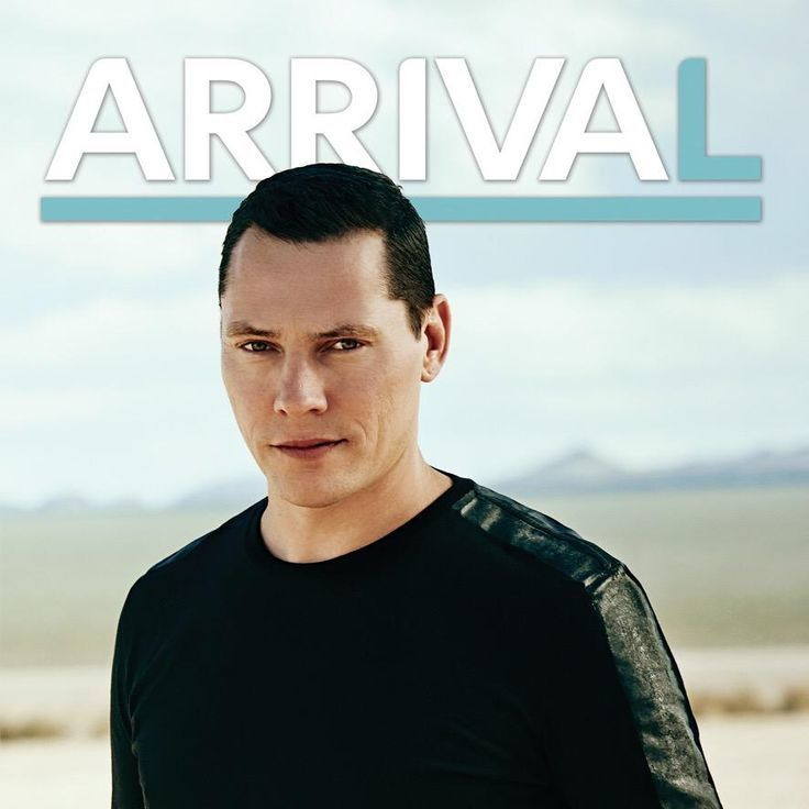 Tiësto cover for Arrival Magazine