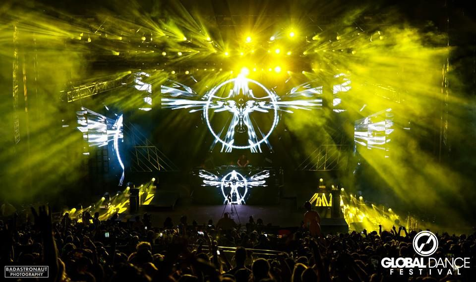 Tiësto photos | Global Dance Festival | Morrison, CO - july 19, 2015