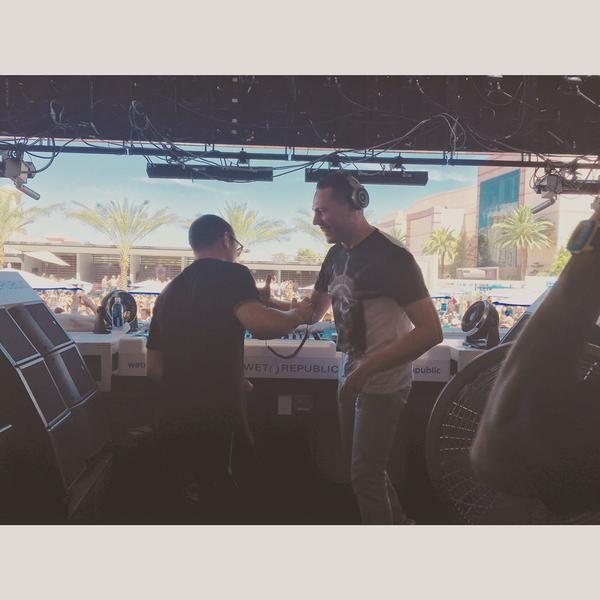 Tiësto photos   Wet Republic   Las Vegas, NV - july 19, 2015