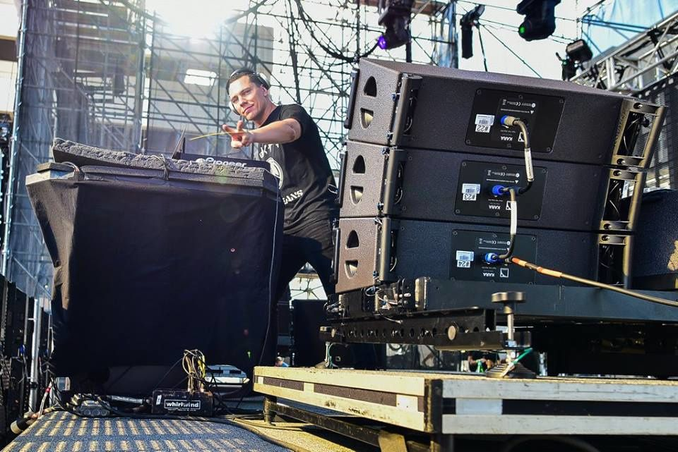 Tiësto photos   Borgata Festival Park   Atlantic City, NJ - september 06, 2015