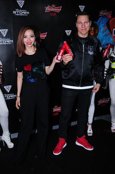 Tiësto photos   Budweiser Storm   Shanghai, China - october 03, 2015