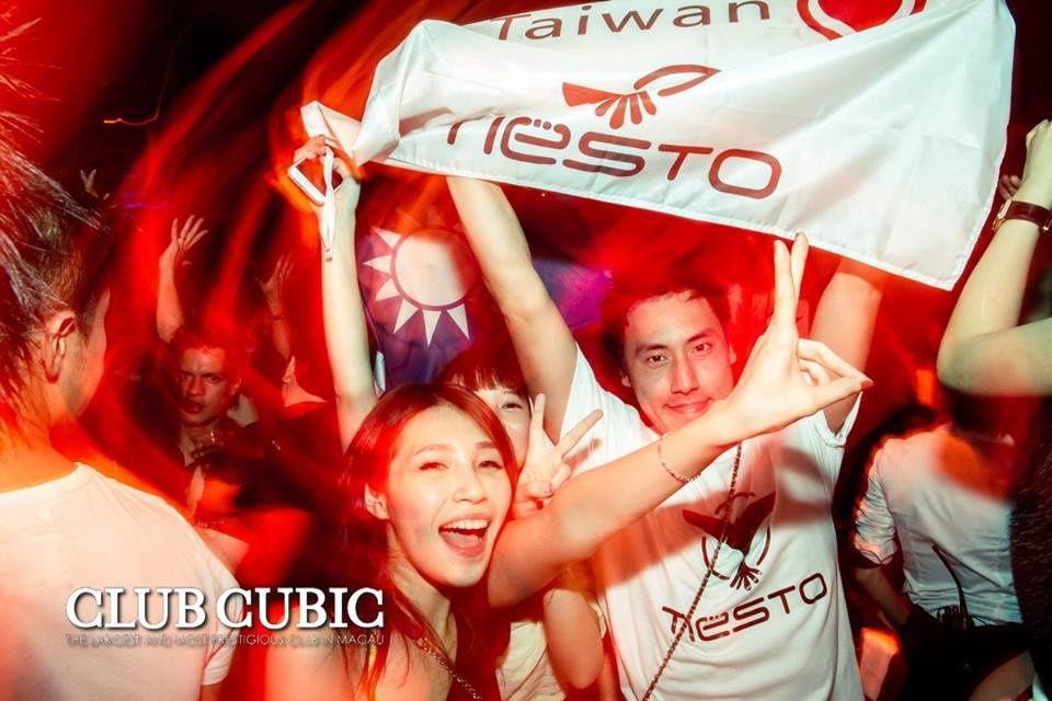 Tiësto photos | Club Cubic | Taipa, Macau - october 02, 2015