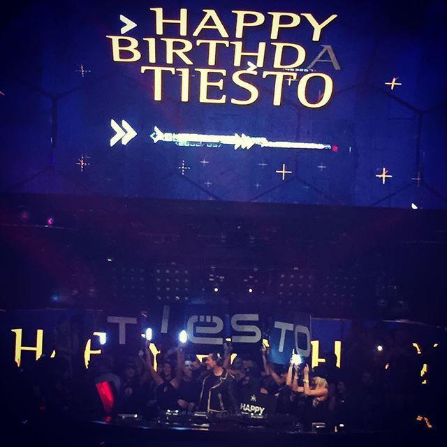 Tiësto photos | Hakkasan | Tiesto Birthday Celebration - january 16, 2016