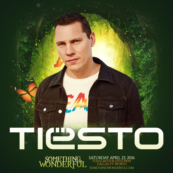 Tiësto photos | Something Wonderful | Fort Worth, TX - april 23, 2016