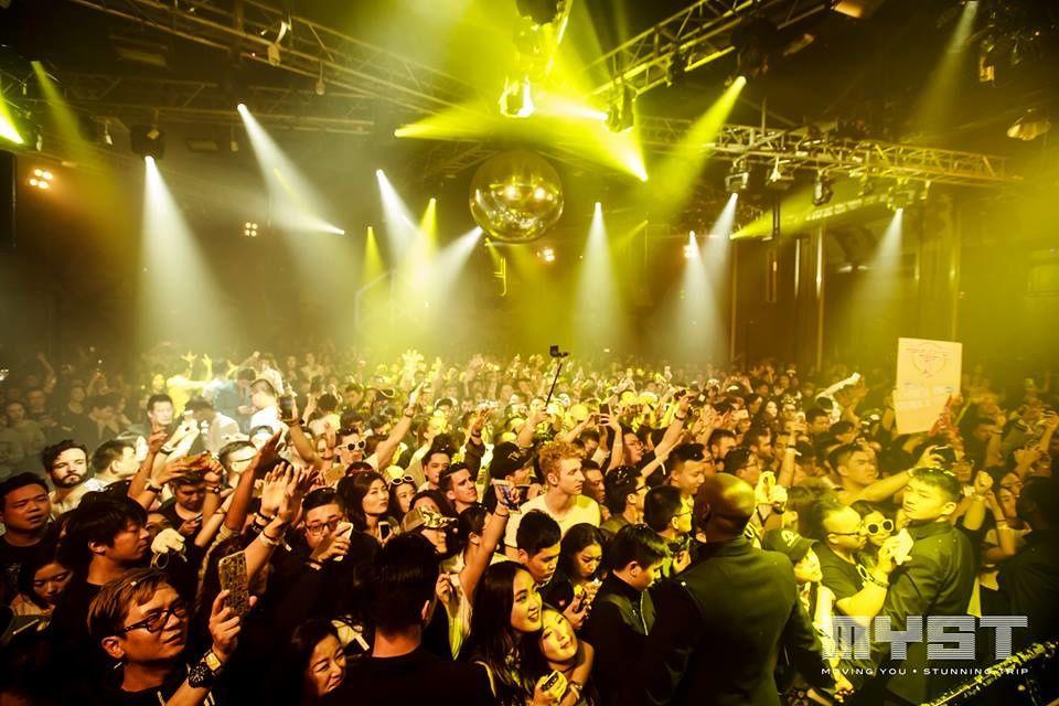 Tiësto photos | Club Myst | Shangai, China - february 23, 2016