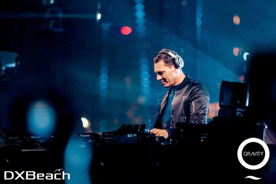 Tiësto photos | DXBeach at Zero Gravity | Dubai, UAE - February 26, 2016