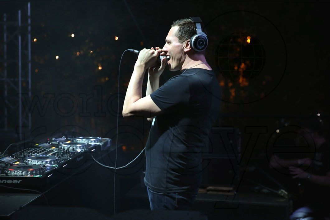 Tiësto photos - Spinnin' Hotel at Nautilus, Miami - march 16, 2016