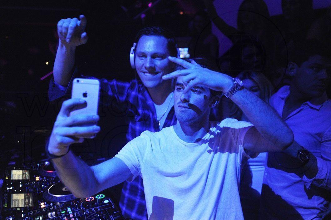 Tiësto photos | Liv Nightclub | Miami, FL - March 17, 2016 | Don Diablo, Hardwell, Benny Benassi, The Chainsmokers, & Alec Monopoly and Vassy