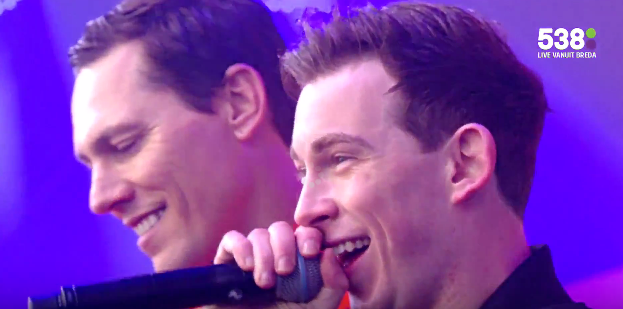 Tiësto And Hardwell photos | Koningsdag  | Breda, Netherlands - april 27, 2016