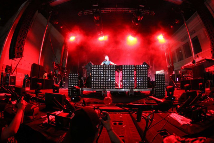 Tiësto photos | Neon Desert Music Festival | El Paso, TX - May 29, 2016