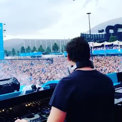 Tiësto photos | The Flying Dutch 2016 | Eindhoven, Rotterdam and Amsterdam - june 04, 2016
