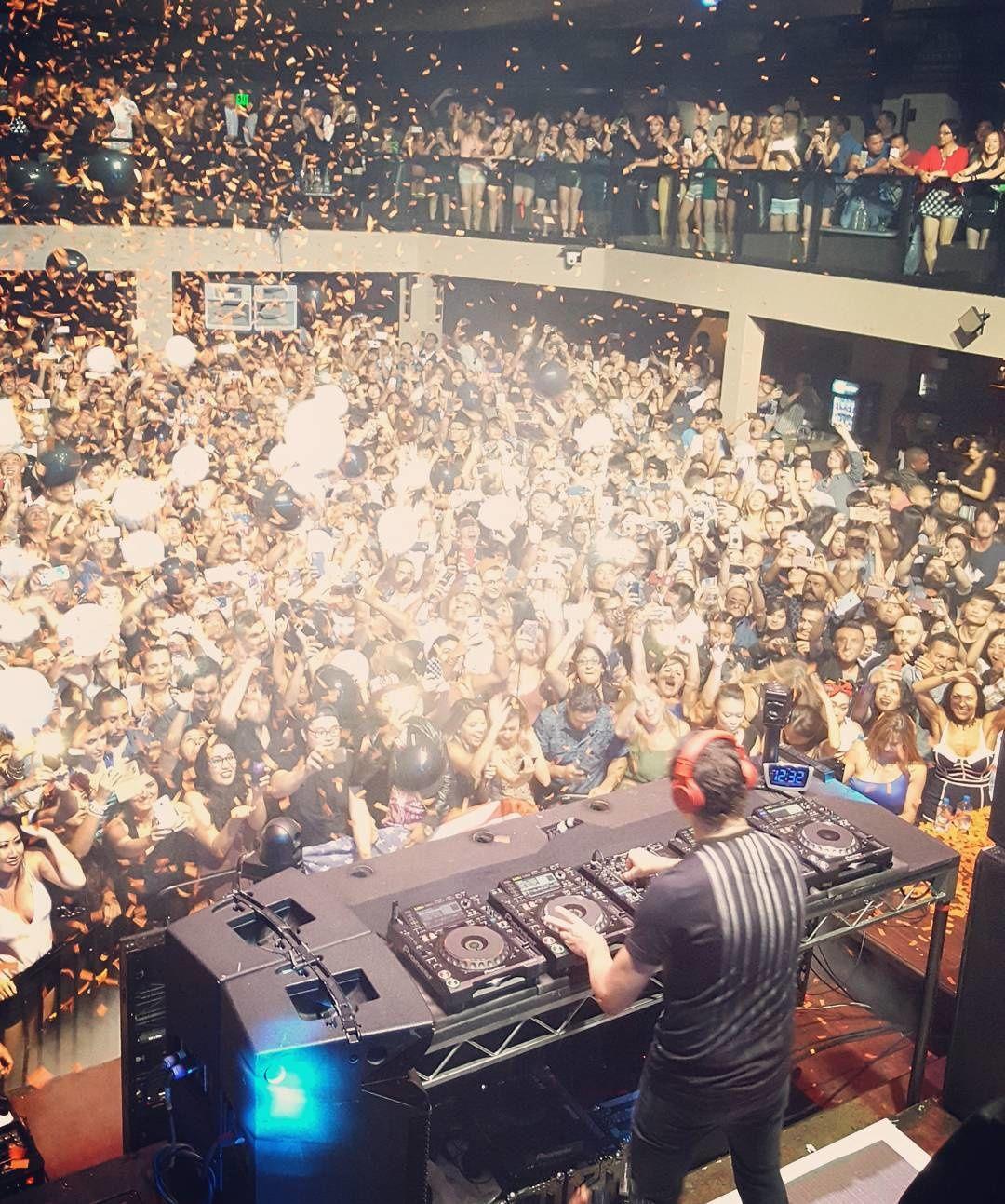 Tiësto photos   Exchange LA   Los Angeles, CA - August 26, 2016