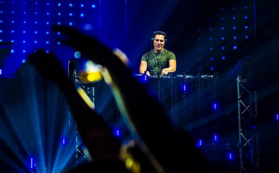 Tiësto photos | Amsterdam Music Festival | Amsterdam, Netherlands - Spécial Club Life 500 - October 21, 2016