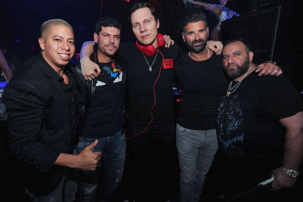 Tiësto phtos | Liv Nightclub | Miami, FL - January 07, 2017