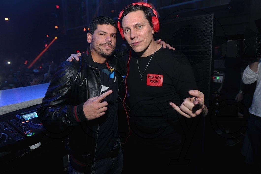 Tiësto phtos | Liv Nightclub | Miami, FL - January 07, 2017
