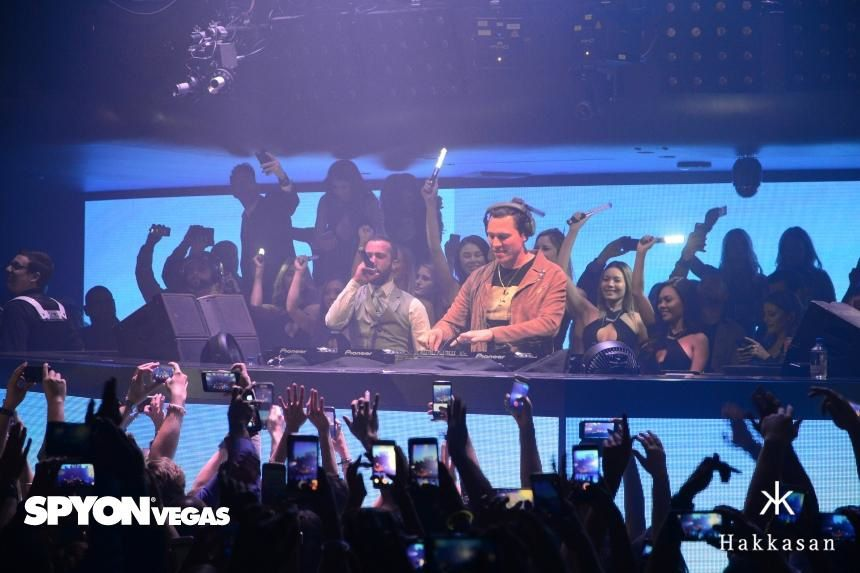 Tiësto photos | Hakkasan | Las Vegas, NV - January 28, 2017