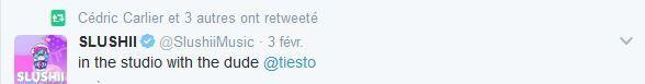 Tiësto and Slushii, new track coming soon ...