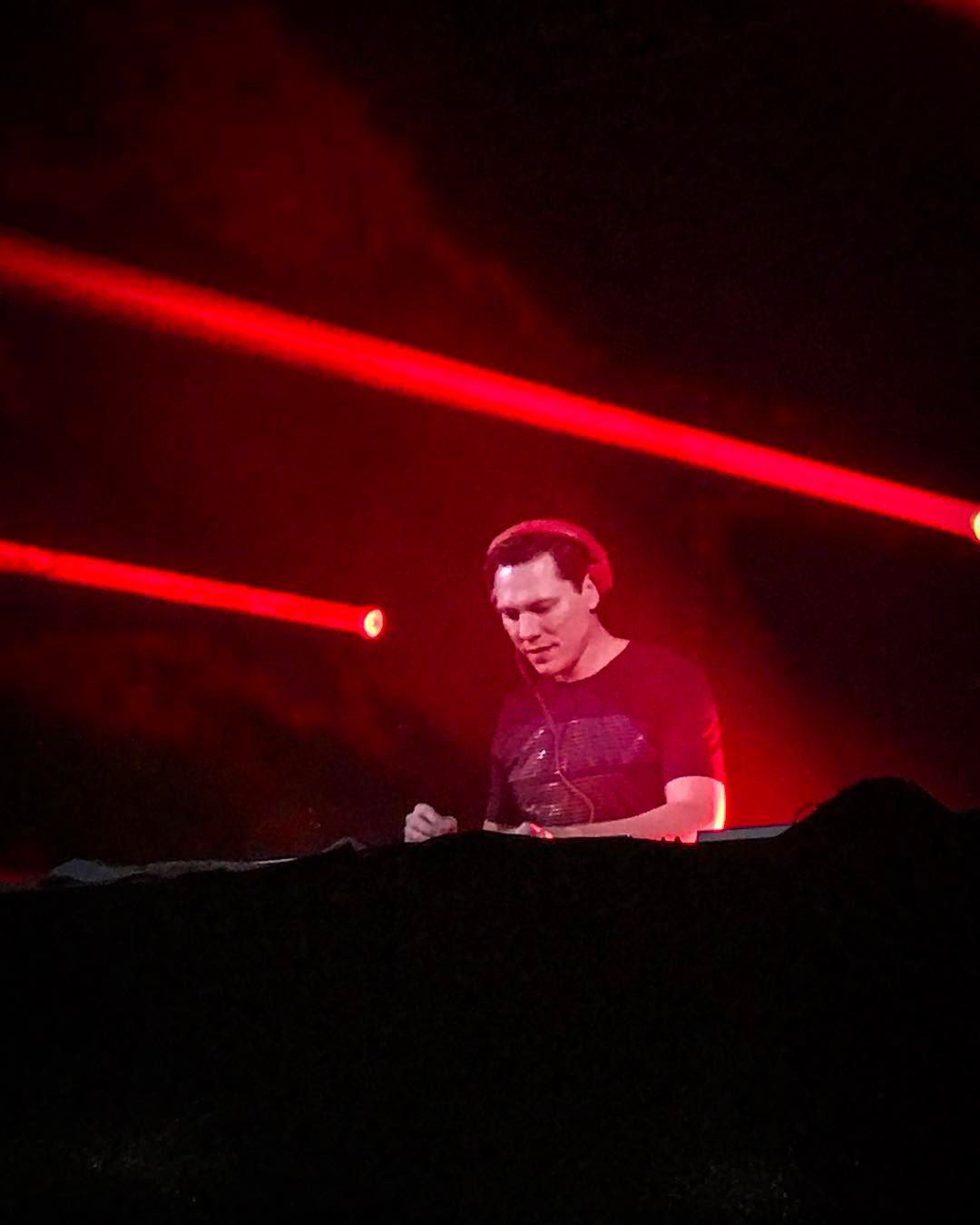 Tiësto photos | The Brooklyn Hangar | Brooklyn, NY - february 24 & 25, 2017