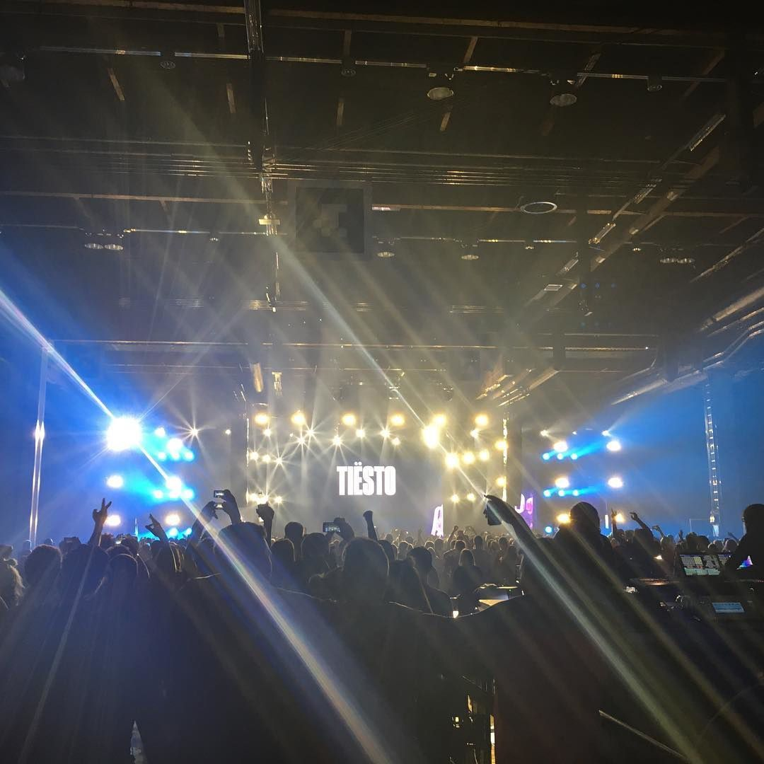 Tiësto photos   Electric Festival by Kiss   Helsinki, Finland - March 03, 2017