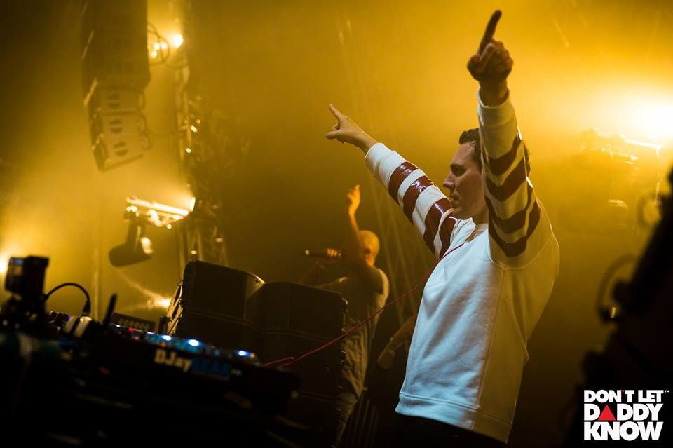 Tiësto photos et vidéo   Don't Let Daddy Know   Amsterdam, Netherlands - March 03, 2017   Vidéo After Movie Official