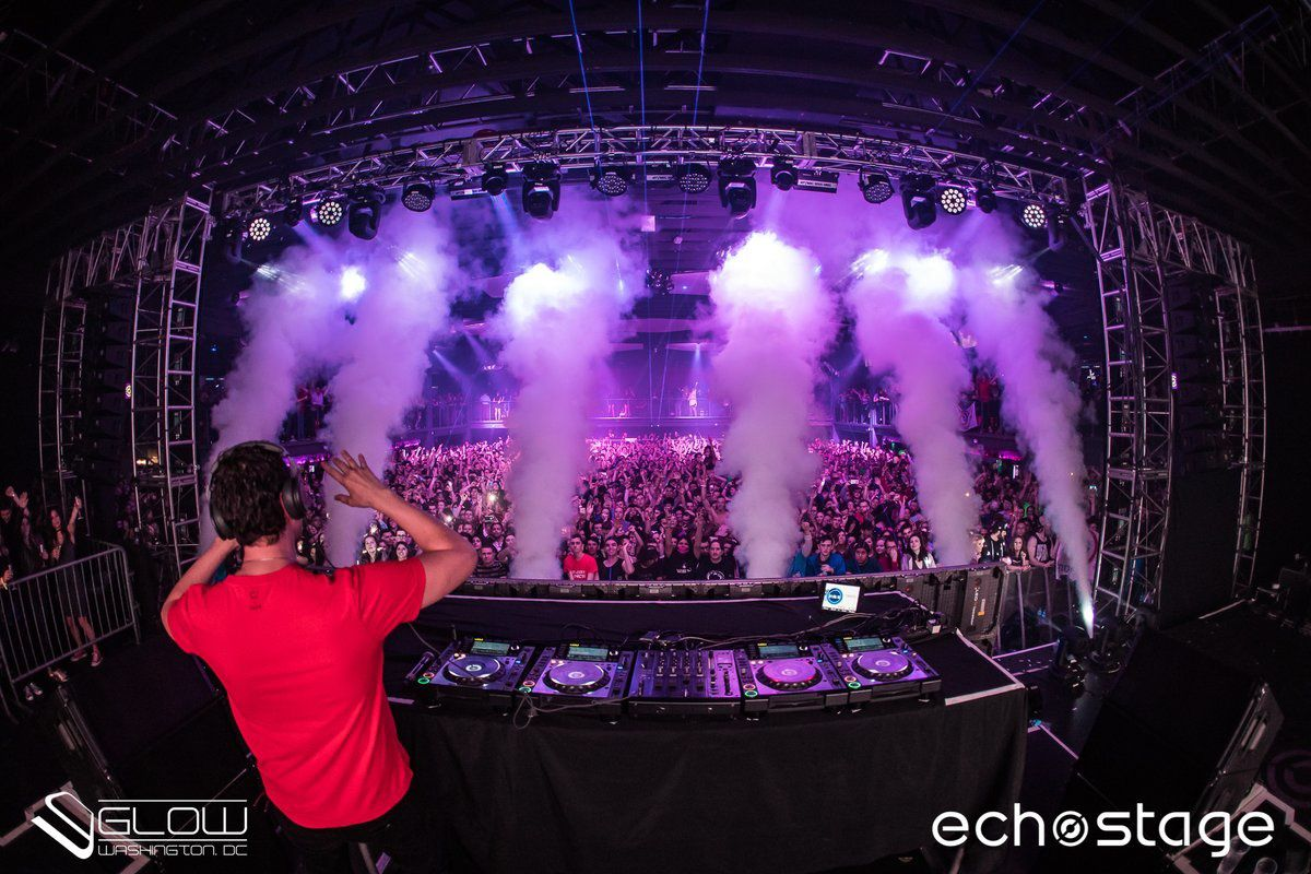 Tiësto photos | Echostage | Washington, DC - March 10 & 11, 2017