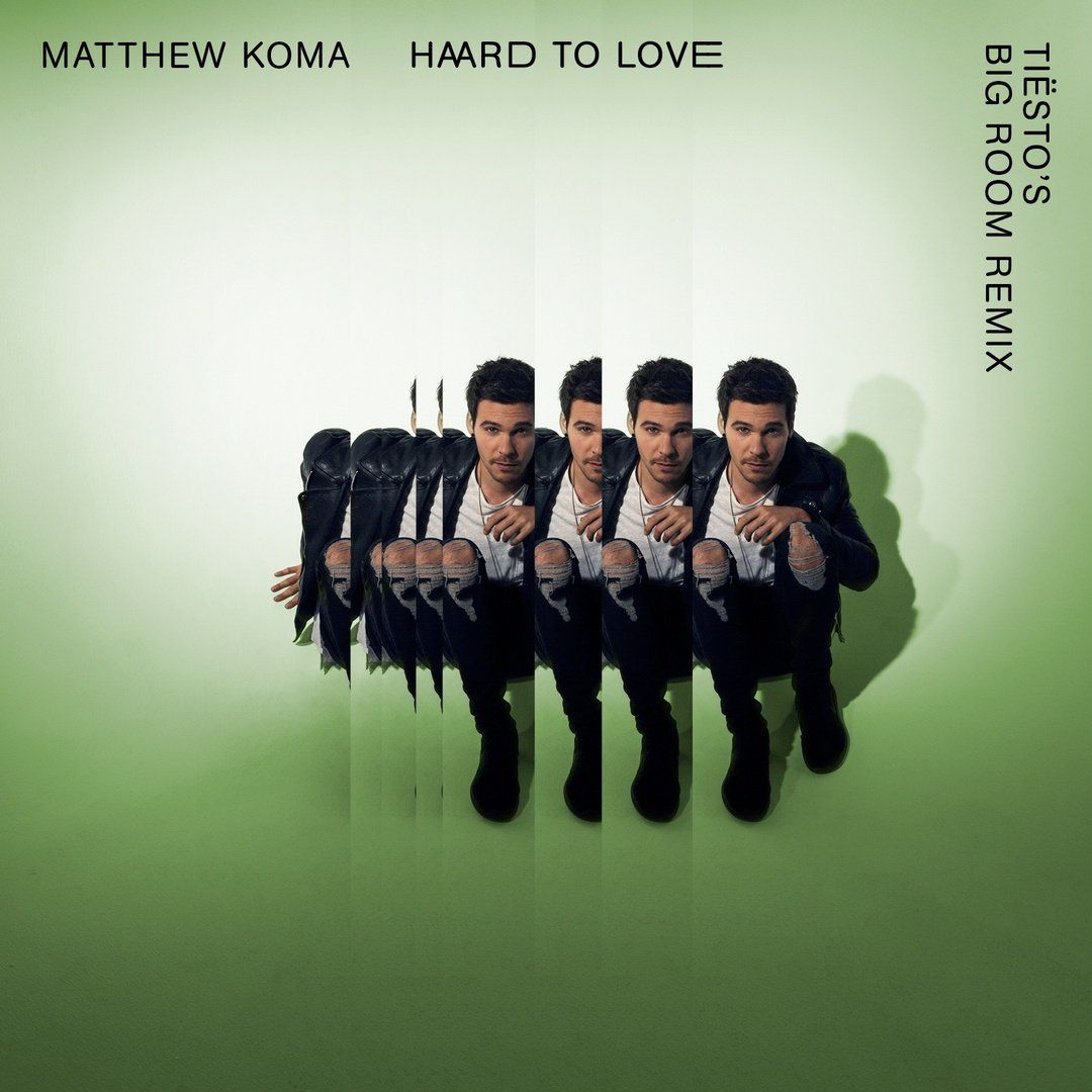 Matthew Koma - Hard to Love ( Tiesto Big Room Remix )