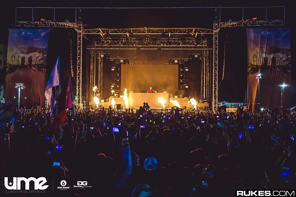 Tiësto photos | Ultimate Music Experience | South Padre Island, TX - March 17, 2017